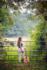 Portrait d'une fille à la campagne