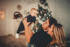 Photo de famille à Noel